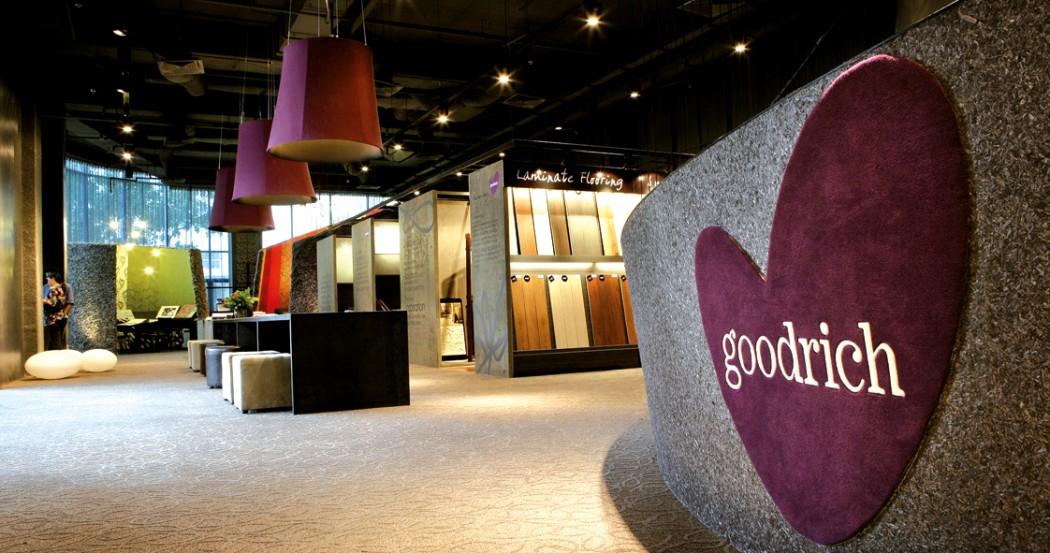 Goodrich Global Product Catalogue Calendar Design