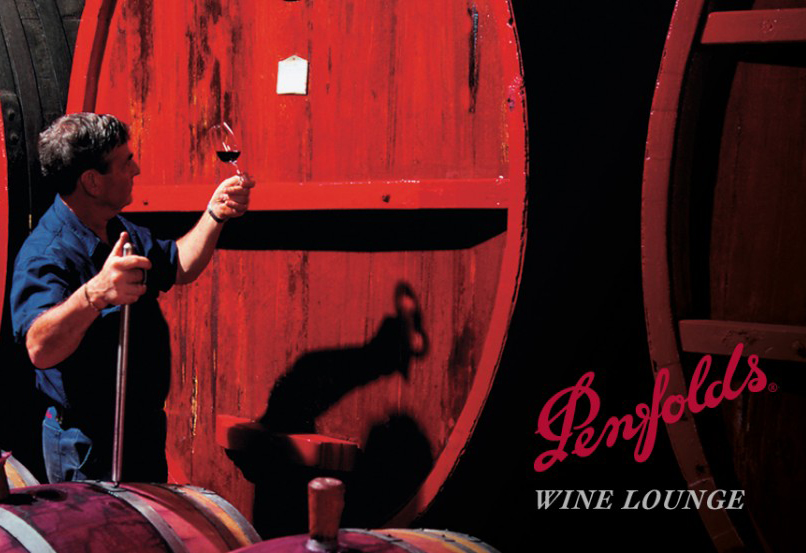 Penfolds Advertising & Event Collaterals Design