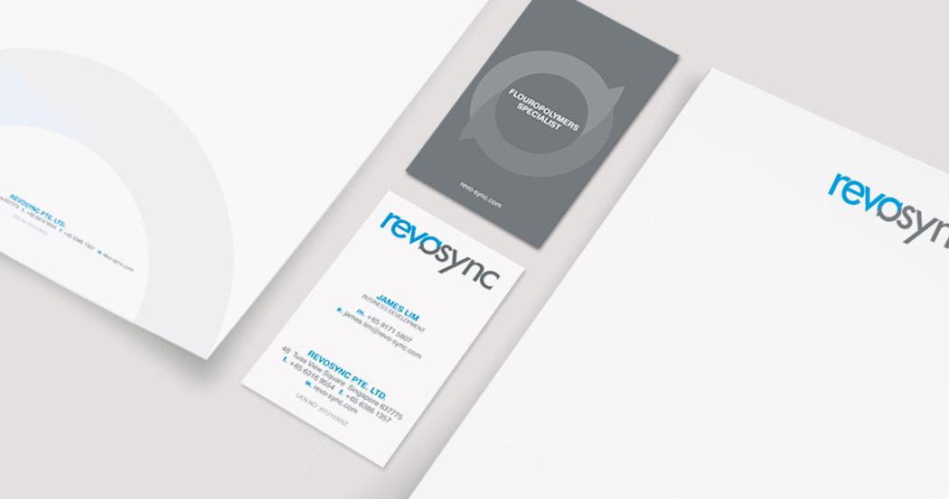 RevoSync Branding Design