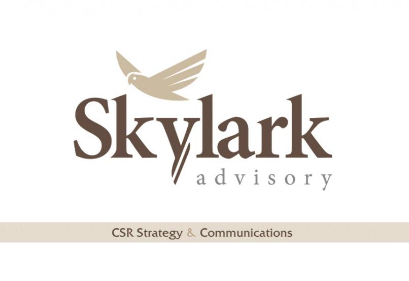 Skylark Advisory Branding Design