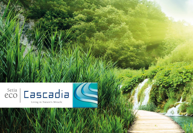 Setia Eco Cascadia Marketing Collaterals Design