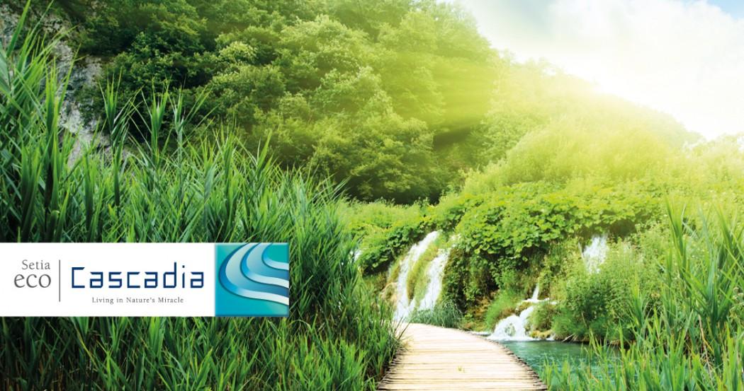 Setia Eco Cascadia Marketing Collaterals Design