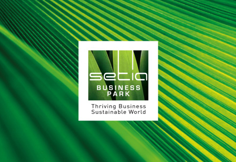 Setia Business Park Marketing Collaterals Design